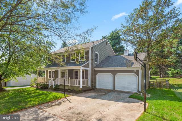 20 Golden Grass Court, OWINGS MILLS, MD 21117 (#MDBC2011944) :: New Home Team of Maryland