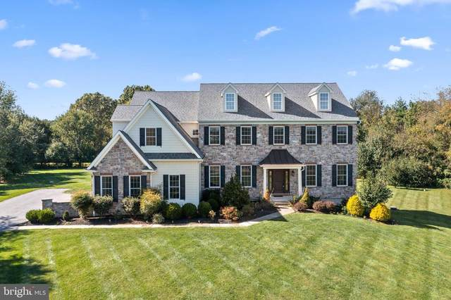 107 Wyndham Hill Drive, KENNETT SQUARE, PA 19348 (#PACT2008030) :: The Charles Graef Home Selling Team