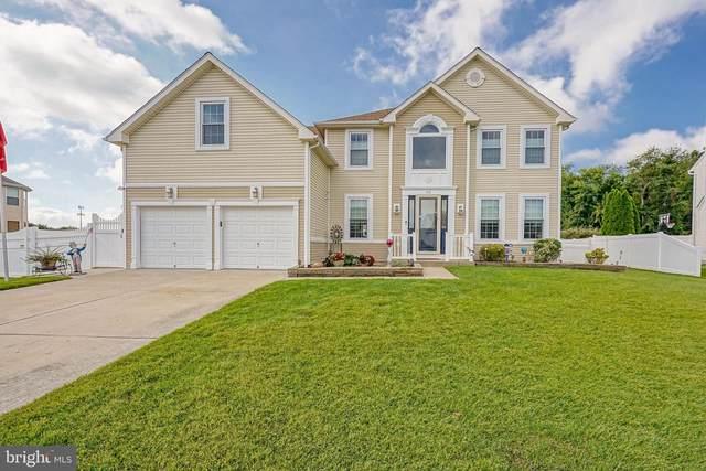 102 Larkspur Circle, SICKLERVILLE, NJ 08081 (MLS #NJCD2007954) :: The Dekanski Home Selling Team