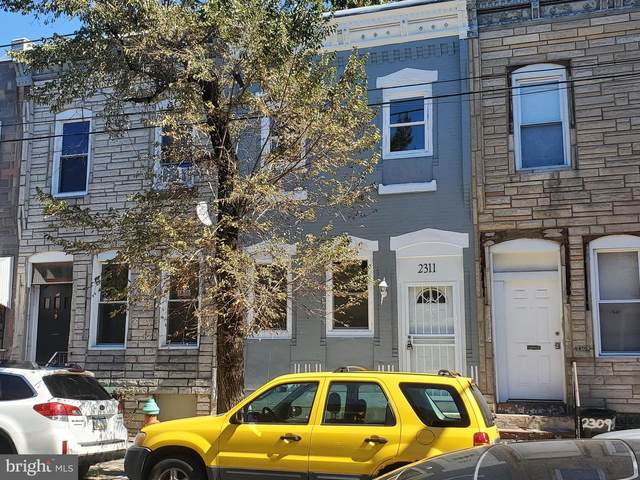 2311 N 18TH Street, PHILADELPHIA, PA 19132 (#PAPH2032278) :: Revol Real Estate