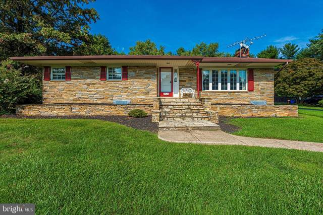 17524 Frederick Road, MOUNT AIRY, MD 21771 (#MDHW2005232) :: EXIT Realty Ocean City