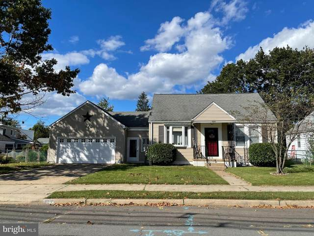309 Finley Avenue, HAMILTON, NJ 08610 (MLS #NJME2005330) :: The Dekanski Home Selling Team