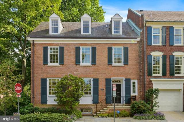 2800 R Street NW, WASHINGTON, DC 20007 (#DCDC2014728) :: The Maryland Group of Long & Foster Real Estate