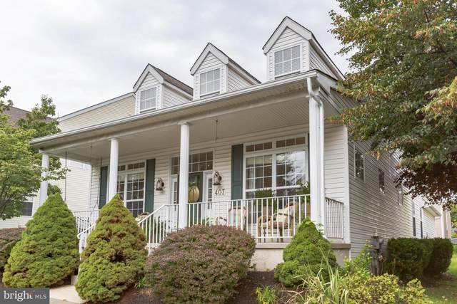 407 Winterberry Drive, KENNETT SQUARE, PA 19348 (#PACT2008048) :: Boyle & Kahoe Real Estate