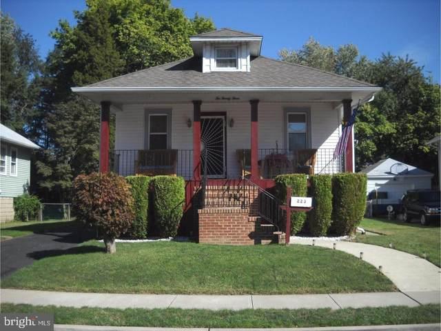 223 Ivins Avenue, CHERRY HILL, NJ 08002 (#NJCD2007974) :: Shamrock Realty Group, Inc