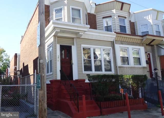 5810 Montrose Street, PHILADELPHIA, PA 19143 (#PAPH2032332) :: Paula Cashion | Keller Williams Central Delaware