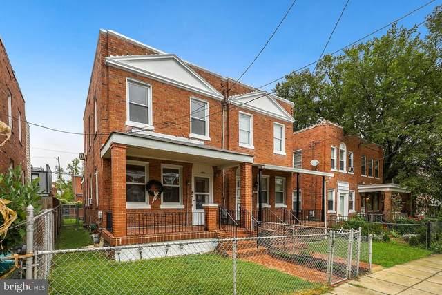607 Rittenhouse Street NW, WASHINGTON, DC 20011 (#DCDC2014750) :: The MD Home Team