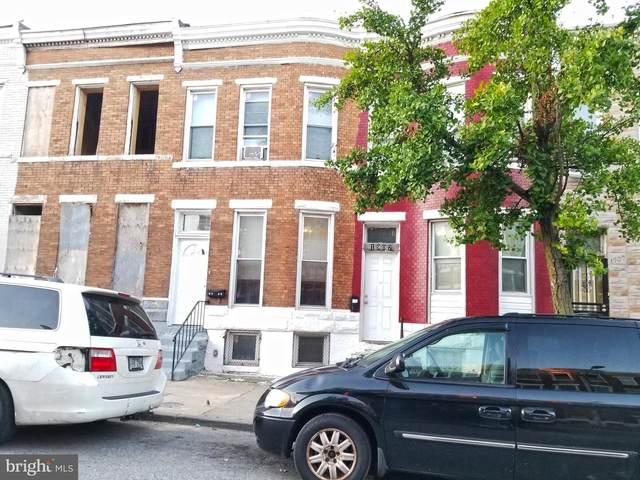 1905 Mosher Street, BALTIMORE, MD 21217 (#MDBA2013376) :: EXIT Realty Enterprises