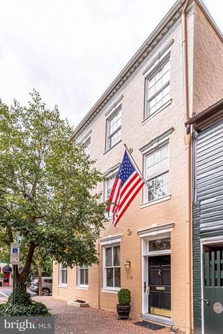 126 S Fairfax Street, ALEXANDRIA, VA 22314 (#VAAX2004044) :: Integrity Home Team