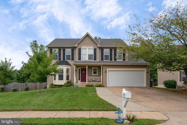 1 Westchester Court, STAFFORD, VA 22554 (#VAST2003762) :: The Maryland Group of Long & Foster Real Estate