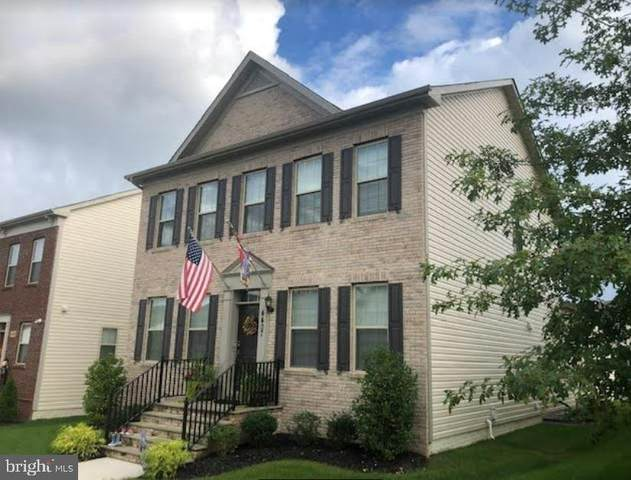4407 Landsdale Parkway, MONROVIA, MD 21770 (#MDFR2006328) :: Pearson Smith Realty