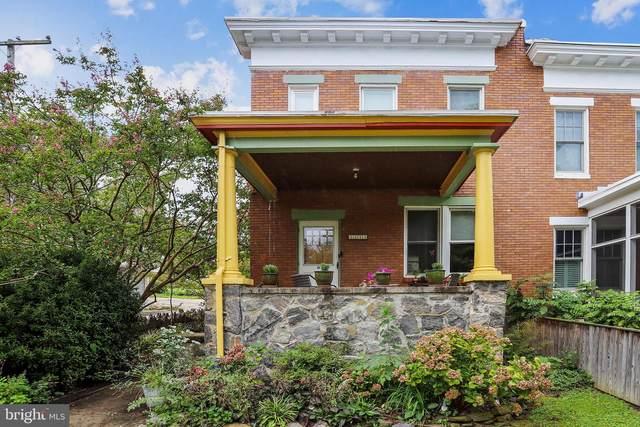 2113 Dobler Avenue, BALTIMORE, MD 21218 (#MDBA2013398) :: Crossman & Co. Real Estate