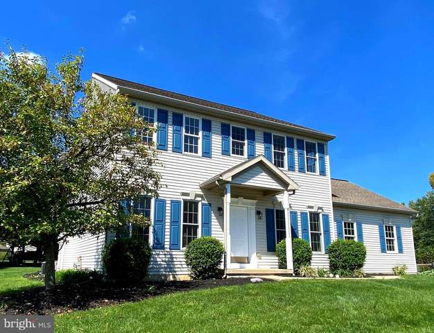 539 Waterside Circle, LEBANON, PA 17042 (#PALN2001752) :: Realty ONE Group Unlimited