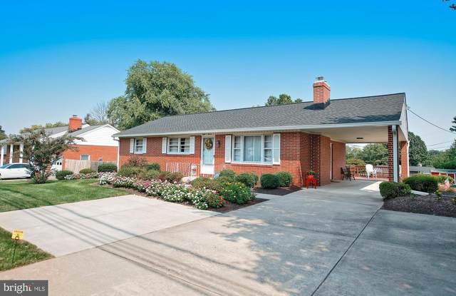 811 S Fountain Green Road, BEL AIR, MD 21015 (#MDHR2004046) :: Dart Homes