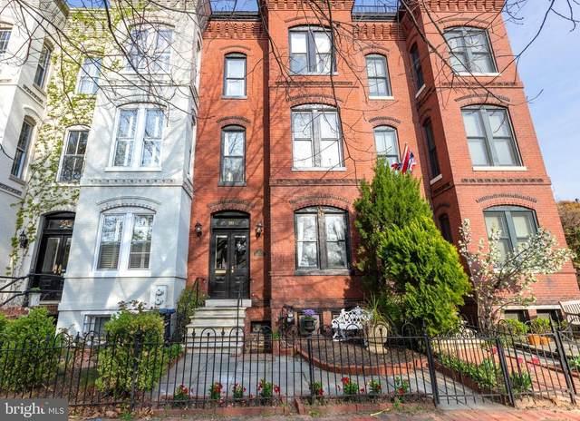 203 3RD Street NE, WASHINGTON, DC 20002 (#DCDC2014778) :: The Yellow Door Team