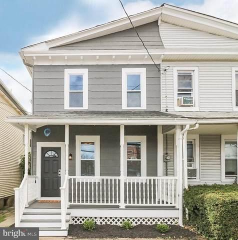 124 King Street, MOUNT HOLLY, NJ 08060 (MLS #NJBL2008022) :: The Dekanski Home Selling Team