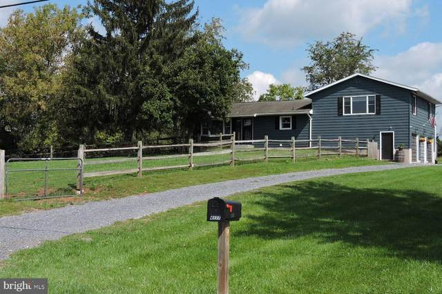 4117 Bullfrog Road, TANEYTOWN, MD 21787 (#MDCR2002672) :: ExecuHome Realty