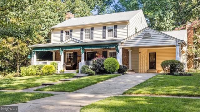 5711 Cheshire Drive, BETHESDA, MD 20814 (#MDMC2017248) :: Revol Real Estate