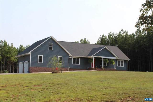 4794 Crumptown Rd, FARMVILLE, VA 23901 (#622366) :: Crossman & Co. Real Estate