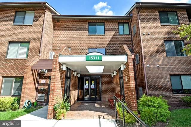 15311 Pine Orchard Drive 87-1J, SILVER SPRING, MD 20906 (#MDMC2017266) :: New Home Team of Maryland