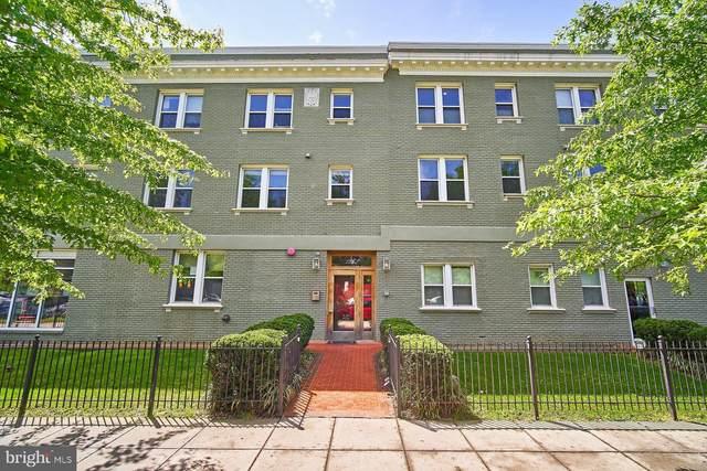 1352 Longfellow Street NW #101, WASHINGTON, DC 20011 (#DCDC2014800) :: Compass
