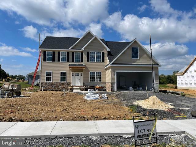 Lot 45 Divinity Drive, GREENCASTLE, PA 17225 (#PAFL2002310) :: The MD Home Team