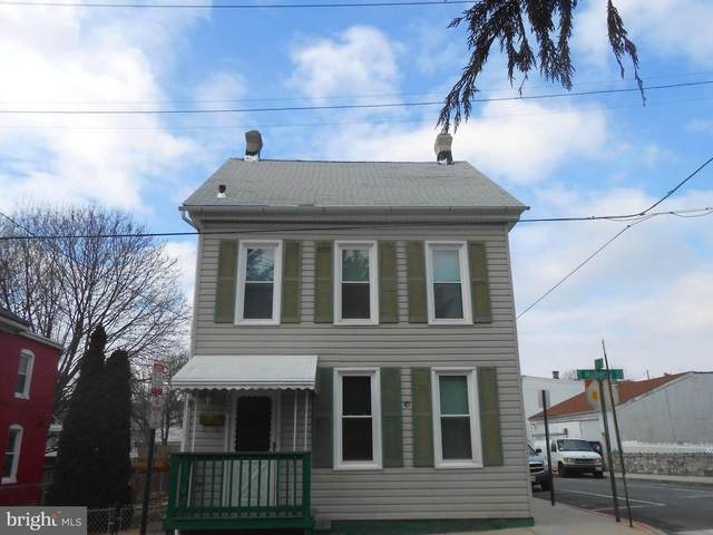 325 S Mulberry Street, HAGERSTOWN, MD 21740 (#MDWA2002450) :: The Maryland Group of Long & Foster Real Estate