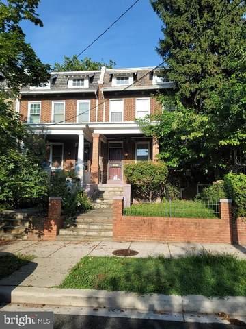 4316 15TH Street NW, WASHINGTON, DC 20011 (#DCDC2014818) :: Compass