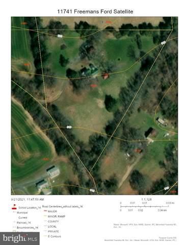 11741 Freemans Ford Road, REMINGTON, VA 22734 (#VAFQ2001466) :: CENTURY 21 Core Partners