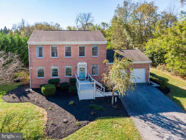153 Mosby Court, MARTINSBURG, WV 25404 (#WVBE2002874) :: The Redux Group