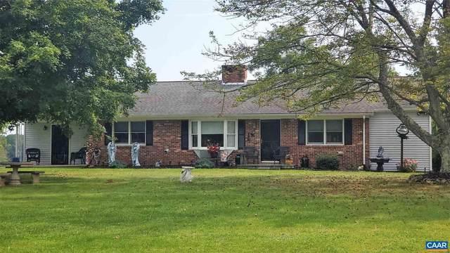 4151 Millington Rd, FREE UNION, VA 22940 (#622393) :: Jennifer Mack Properties