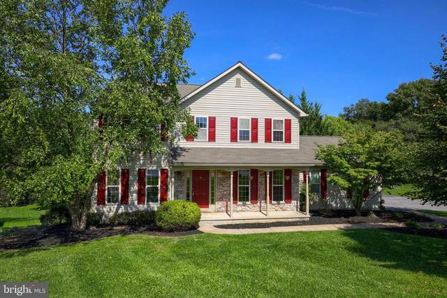 23 Ferndale Road, SEVEN VALLEYS, PA 17360 (#PAYK2006728) :: The Heather Neidlinger Team With Berkshire Hathaway HomeServices Homesale Realty