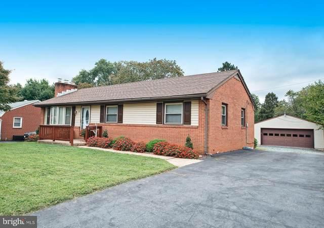 8 N Reed Street, BEL AIR, MD 21014 (#MDHR2004070) :: Boyle & Kahoe Real Estate