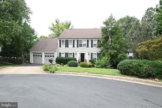 6648 Rockland Drive, CLIFTON, VA 20124 (#VAFX2023616) :: EXIT Realty Enterprises