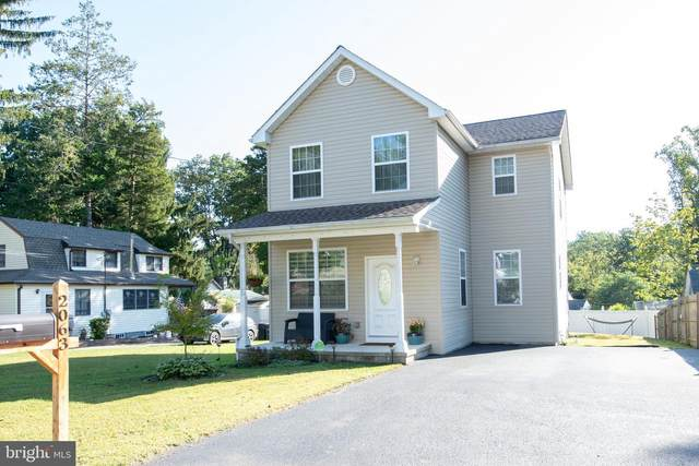 2063 Oakford, FEASTERVILLE TREVOSE, PA 19053 (MLS #PABU2008626) :: Kiliszek Real Estate Experts