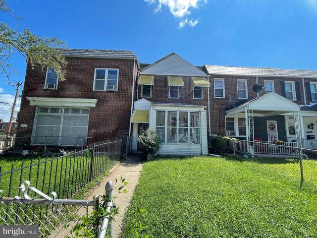 4437 Old York Road, BALTIMORE, MD 21212 (#MDBA2013514) :: Century 21 Dale Realty Co