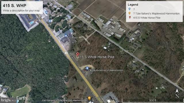 415 S White Horse Pike, HAMMONTON, NJ 08037 (#NJAC2001250) :: Sail Lake Realty