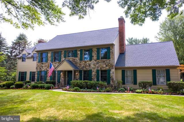 2840 W Fox Chase Circle, DOYLESTOWN, PA 18901 (#PABU2008634) :: Colgan Real Estate