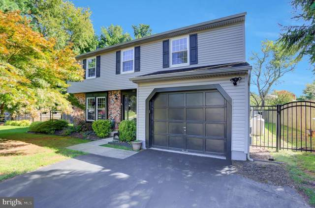 594 Over Ridge Drive, FREDERICK, MD 21703 (#MDFR2006376) :: The Gold Standard Group