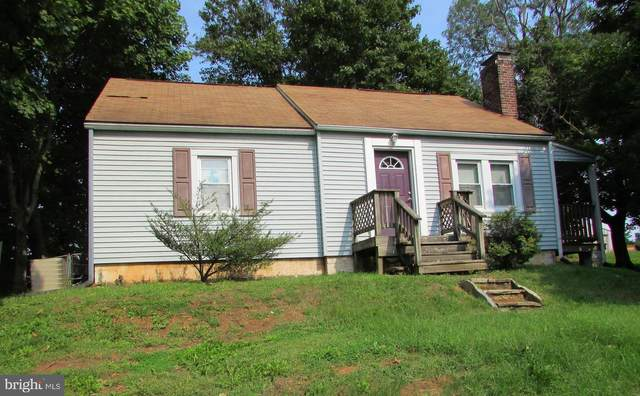 3269 Main Street, MANCHESTER, MD 21102 (#MDCR2002694) :: Berkshire Hathaway HomeServices McNelis Group Properties