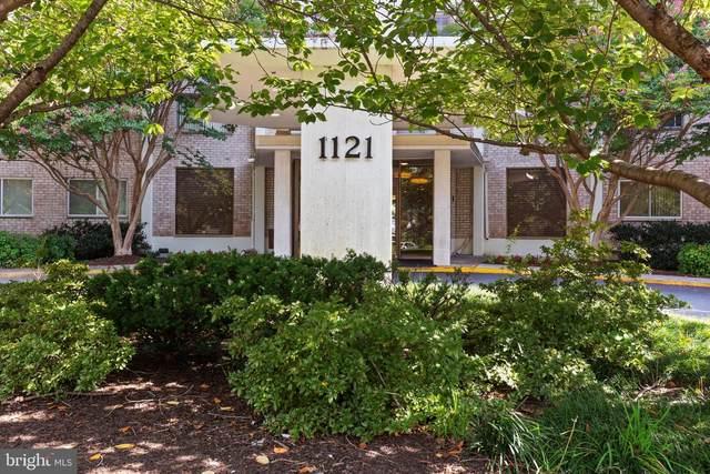 1121 W University Boulevard 504-B, SILVER SPRING, MD 20902 (#MDMC2017326) :: The Sky Group