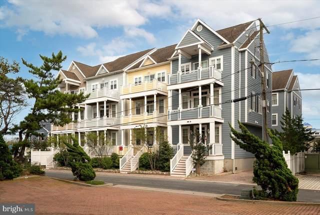 202-C Bayview Lane #6, OCEAN CITY, MD 21842 (#MDWO2002612) :: Berkshire Hathaway HomeServices McNelis Group Properties