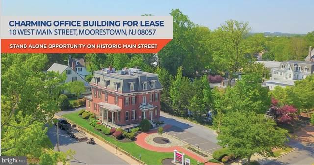 10 W Main Street, MOORESTOWN, NJ 08057 (#NJBL2008068) :: Paula Cashion | Keller Williams Central Delaware