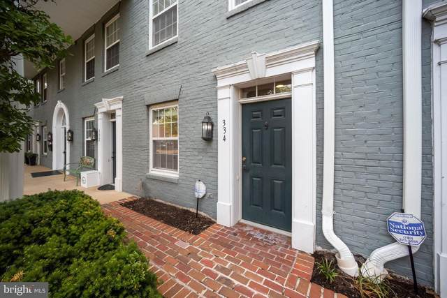 334 South West Street, ALEXANDRIA, VA 22314 (#VAAX2004092) :: The MD Home Team