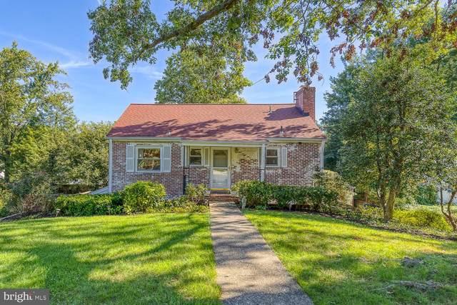 407 Skyhill Road, ALEXANDRIA, VA 22314 (#VAAX2004094) :: Colgan Real Estate