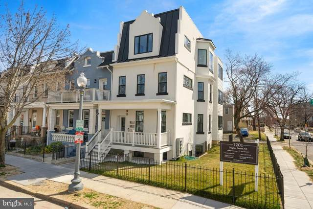 1201 Staples Street NE #1, WASHINGTON, DC 20002 (#DCDC2014902) :: The Maryland Group of Long & Foster Real Estate