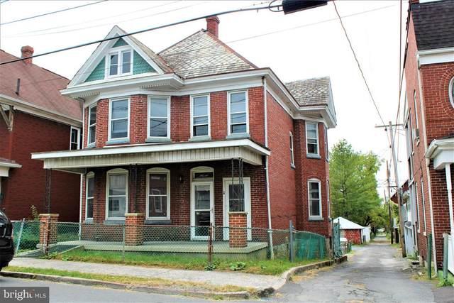 11 E First Street, CUMBERLAND, MD 21502 (#MDAL2000988) :: Jennifer Mack Properties