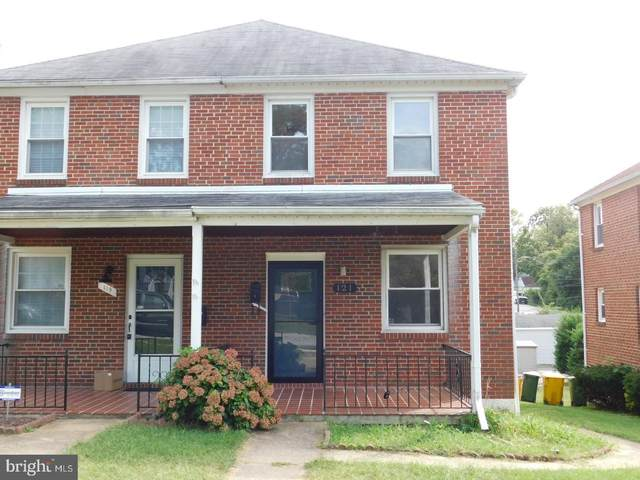 121 8TH Avenue, BALTIMORE, MD 21225 (#MDAA2010814) :: Pearson Smith Realty