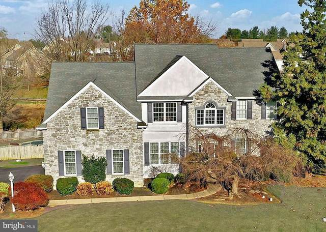 403 Carter Moir Drive, LANCASTER, PA 17601 (#PALA2005820) :: Realty ONE Group Unlimited