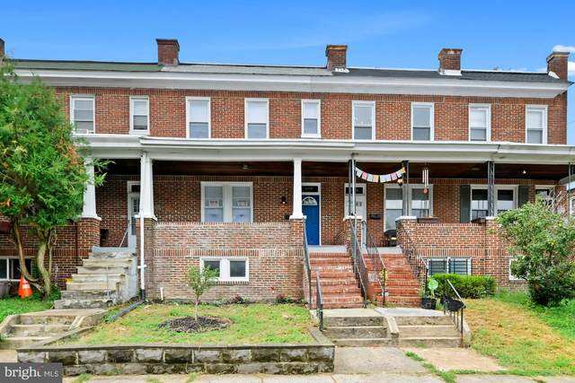 4018 Wilsby Avenue, BALTIMORE, MD 21218 (#MDBA2013544) :: The Redux Group